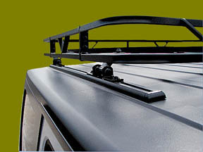 samurai fiberglass top rack