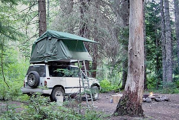 Roof Rack Installation >> Suzuki Vitara Roof Top Tent: Grand Vitara roof top tent and XL7. Geo Tracker