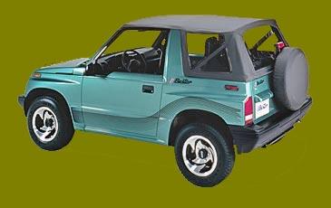 Suzuki Sidekick Geo Tracker Offroad Sidekick Tracker Parts