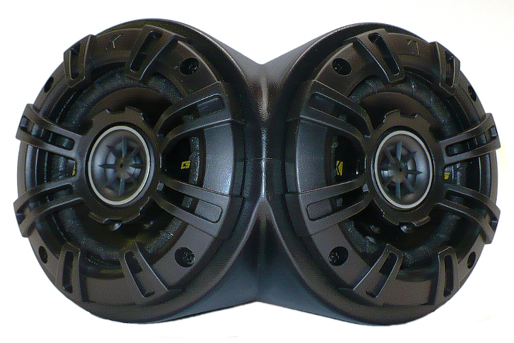 Jeep Speakers Sky Pod Jeep Speaker System