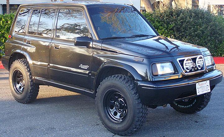 Suzuki Jeeps For Sale Uk