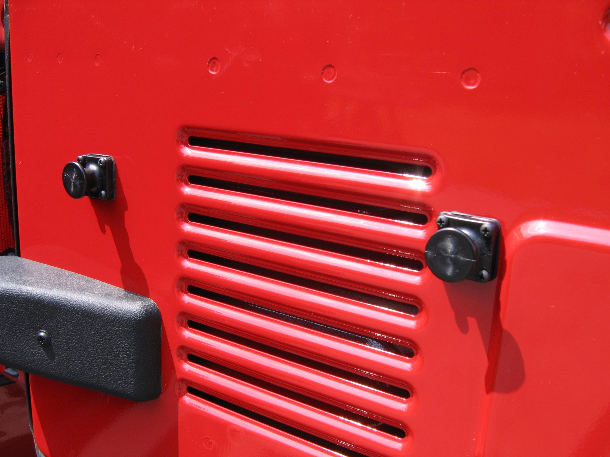 Jeep Speakers Stealth Pod Speaker System Cj7 Subwoofer