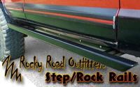 Rock Sliders