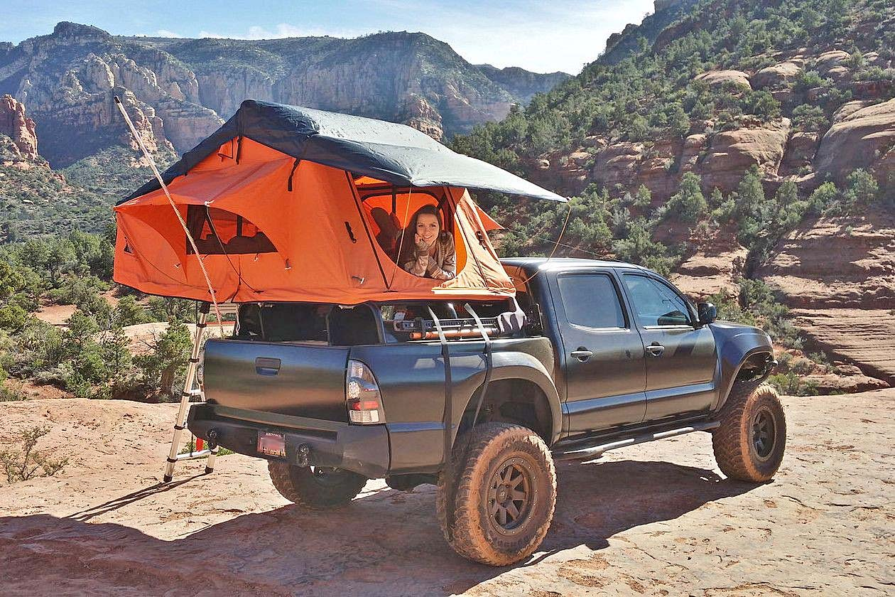 Toyota Tacoma Roof Top Tent Tacoma Roof Top Tent