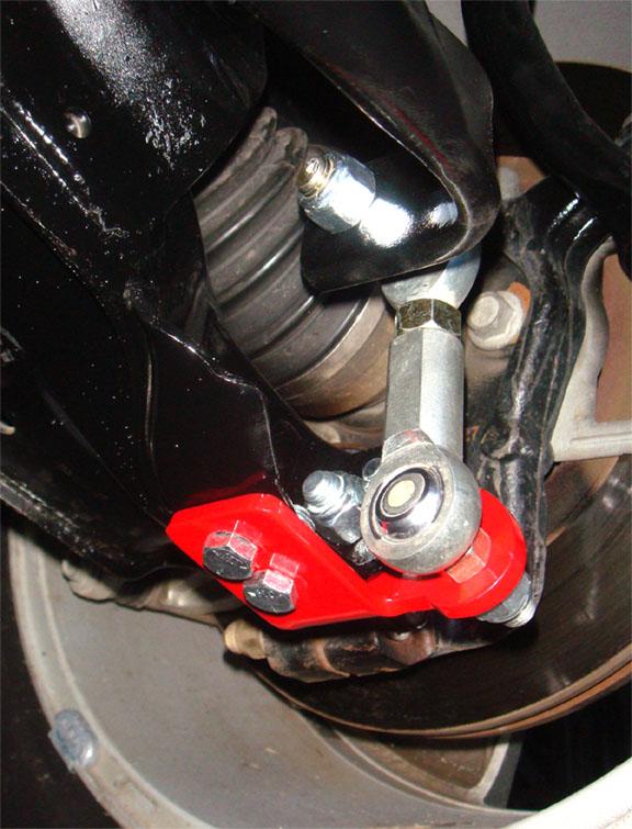 Nissan Titan swaybar problem, fix, cure