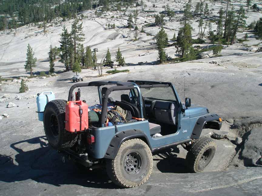 "Jeep TJ Wrangler, Rubicon, Unlimited 4"" Lift kit"