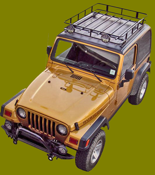 Jeep Roof Rack Garvin Jeep Roof Rack