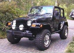 Tj Lift Jeep Tj Rubicon Unlimited Lift Kit
