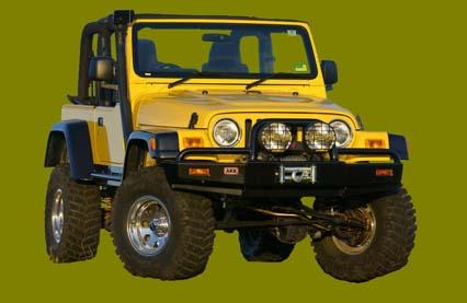 Jeep Lift Kits: Wrangler, CJ, TJ, JK, Rubicon Lift Kits