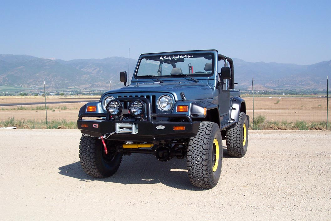 Jeep Wrangler Lift Kits >> TJ Lift: Jeep TJ, Rubicon, Unlimited lift Kit