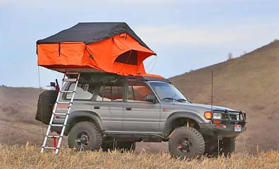 Toyota Roof Rack Safari Style Toyota Roof Rack Systems