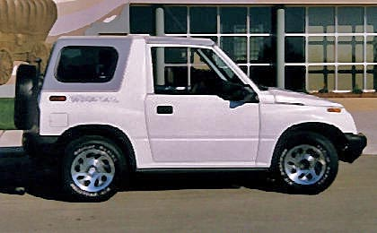 Sidekick Geo Tracker Vitara Hard Top