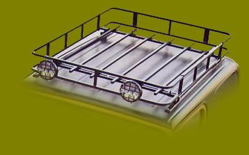 Tracker Roof Rack Sidekick And Tracker Roof Rack Kits