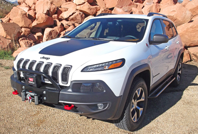 Jeep Compass Bumper