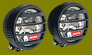 Warn offroad lights