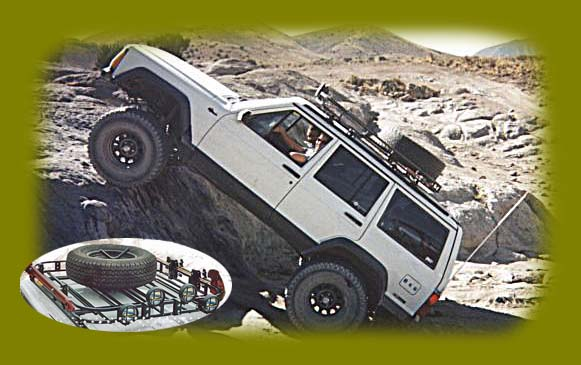Jeep Cherokee Off Road Parts And Accessories