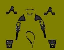 Lift Kits For Jeeps >> Suzuki Samurai parts and accessories.