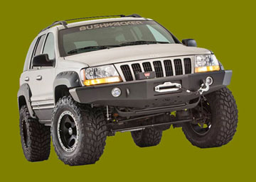 Jeep Grand Cherokee Off Road Bumper >> Grand Cherokee Offroad Accessories And Parts
