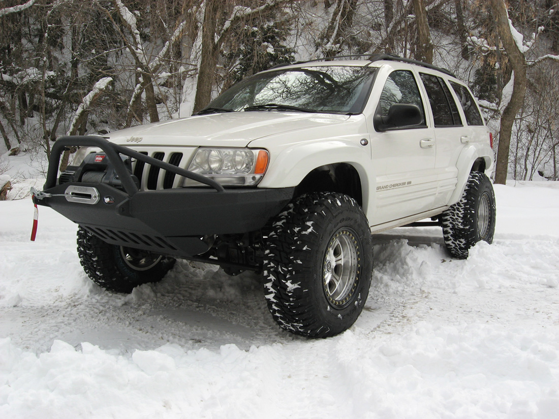 Fender Flares For Jeep Grand Cherokee Wj 1999