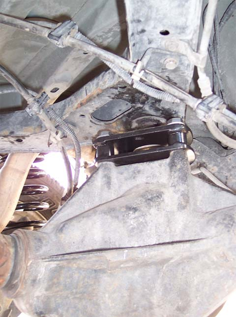 Grand Cherokee Control Arms: Adjustable Grand Cherokee ...