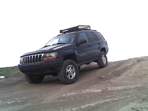 2004 Jeep Grand Cherokee Lifted. WJ Jeep Grand Cherokee lift
