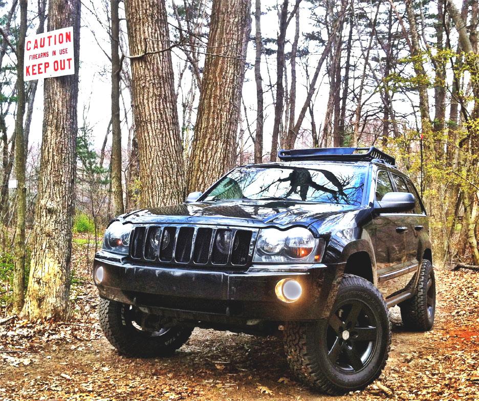 2007 Jeep Grand Cherokee Laredo >> WK Lift kit, Jeep Grand Cherokee, WK 2005, 2006, 2007, 2008, 2009, 2010 Suspension lift