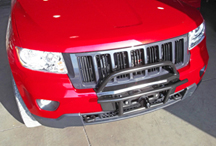 Grand Cherokee Brush bar combo