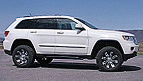 Jeep Grand Cherokee Lift Kit >> Grand Cherokee Lift Kits Suspension Parts Jeep Grand