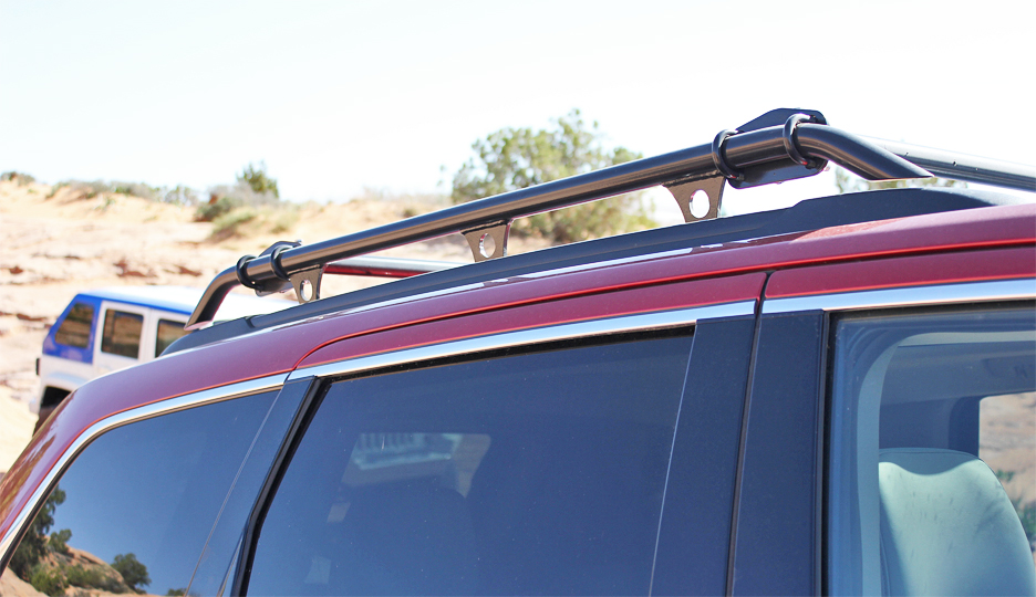 jeep grand cherokee roof rails 2005 2010. Black Bedroom Furniture Sets. Home Design Ideas