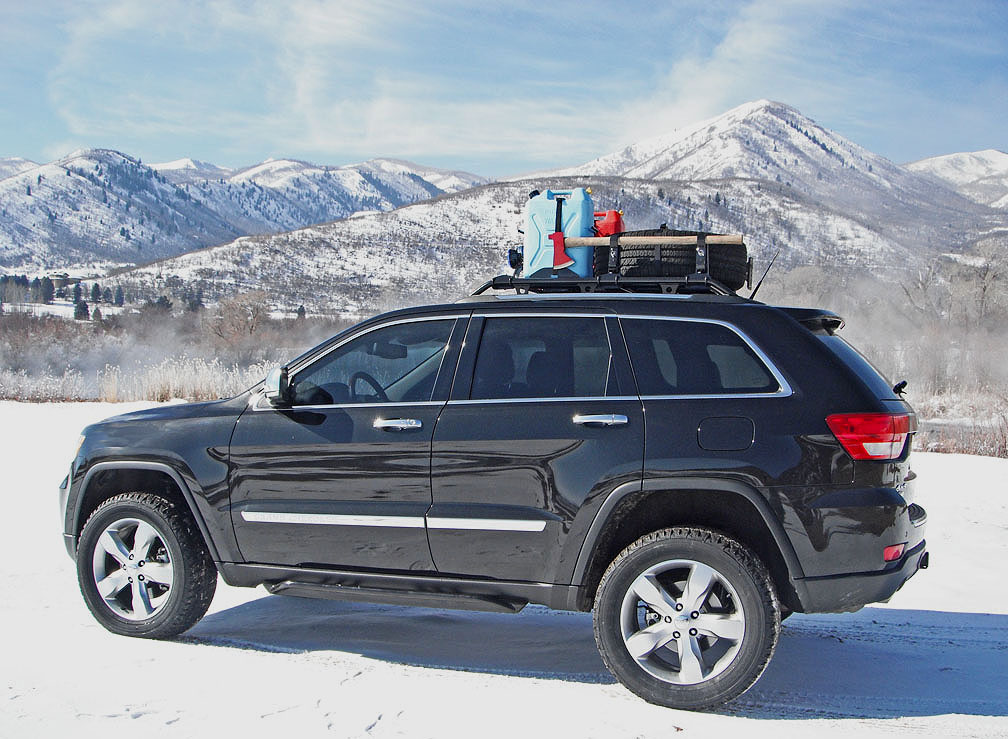 Jeep Grand Cherokee Roof Rack 2011 Jeep Grand Cherokee
