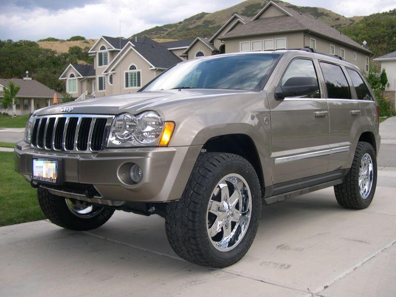 Wk Lift Kit Jeep Grand Cherokee Wk 2005 2006 2007 2008 2009