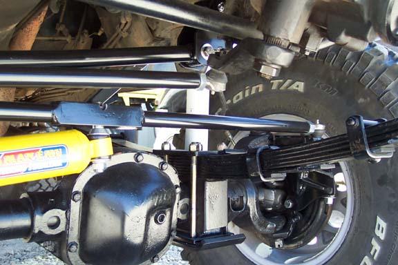 d7248c60 YJ High Steer: Jeep Wrangler High Steer, Knuckle Over steering ...