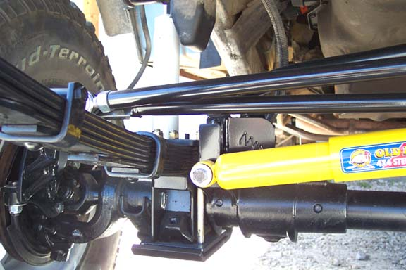 Suzuki Sj High Steer Kit