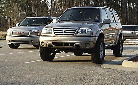 Suzuki Xl Front Struts