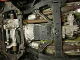 Xterra Skid Plates Nissan Xterra Skid Plates
