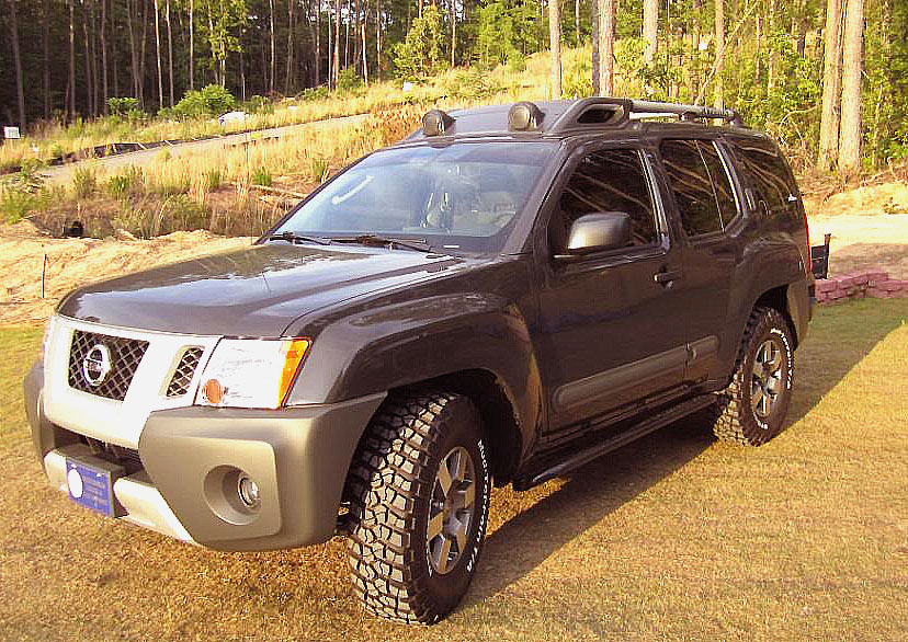 2002 nissan frontier lift kit