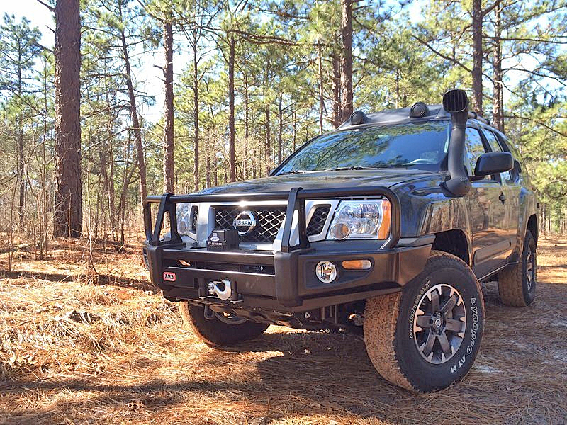 Xterra Lift Kit Nissan Xterra Lift Kit Suspension Accessories At