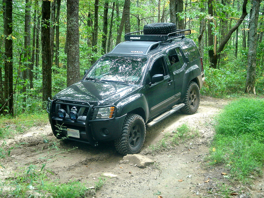 Nissan Xterra Lift Kit