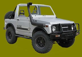 Samurai Engine: Suzuki Samurai Engine Conversions and Parts